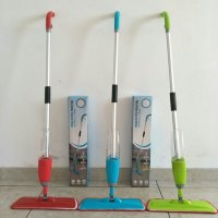 Healthy spray mop Швабра